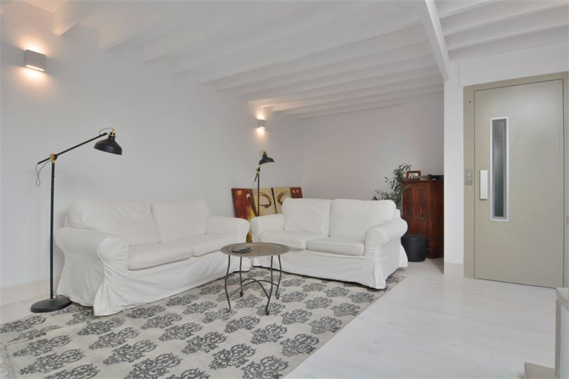 Living area: 380 m² Bedrooms: 3  - Townhouse in Palma Old Town #12803 - 5
