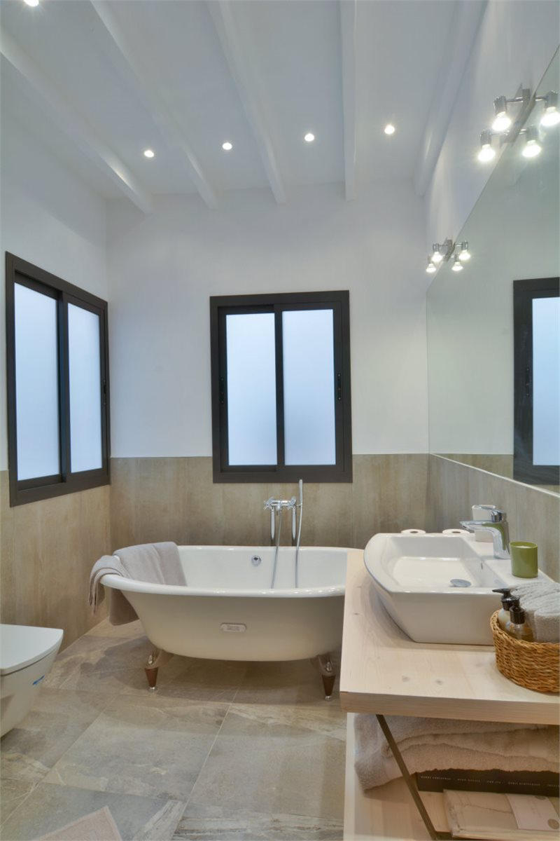 Living area: 380 m² Bedrooms: 3  - Townhouse in Palma Old Town #12803 - 10