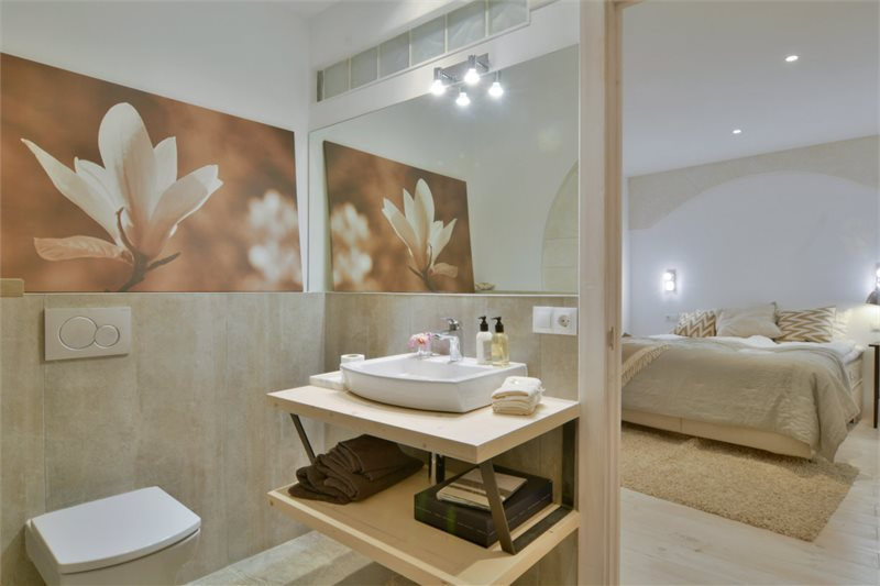 Living area: 380 m² Bedrooms: 3  - Townhouse in Palma Old Town #12803 - 9