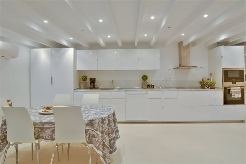 Living area: 380 m² Bedrooms: 3  - Townhouse in Palma Old Town #12803 - 3