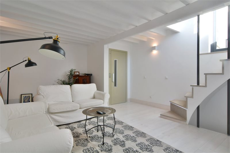 Living area: 380 m² Bedrooms: 3  - Townhouse in Palma Old Town #12803 - 11