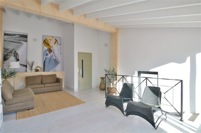 Living area: 380 m² Bedrooms: 3  - Townhouse in Palma Old Town #12803 - 15