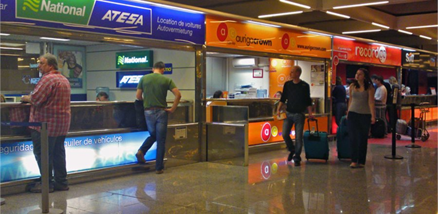 Hasso Car Hire Palma Airport