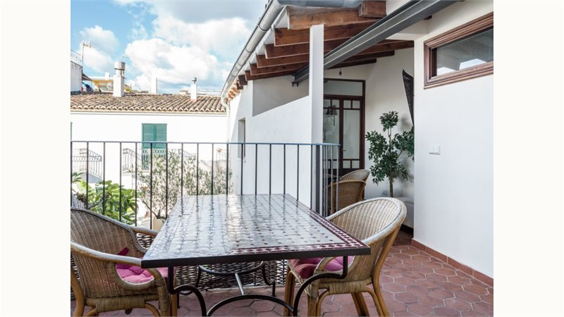 Living area: 259 m² Bedrooms: 4  - Townhouse in Palma Es Jonquet #12897 - 7