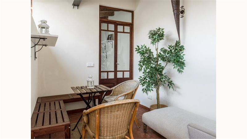 Living area: 259 m² Bedrooms: 4  - Townhouse in Palma Es Jonquet #12897 - 5