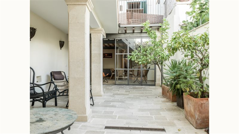 Living area: 259 m² Bedrooms: 4  - Townhouse in Palma Es Jonquet #12897 - 2