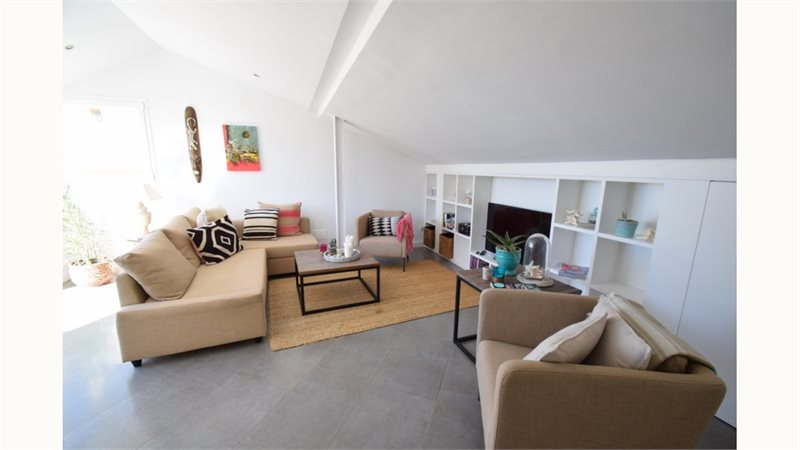 Living area: 110 m² Bedrooms: 2  - Penthouse in Palma Santa Catalina #12932 - 3