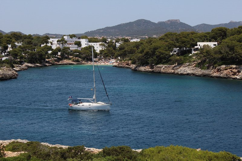 Living area: 61 m² Bedrooms: 2  - Apartment in Cala d'Or #53174 - 24