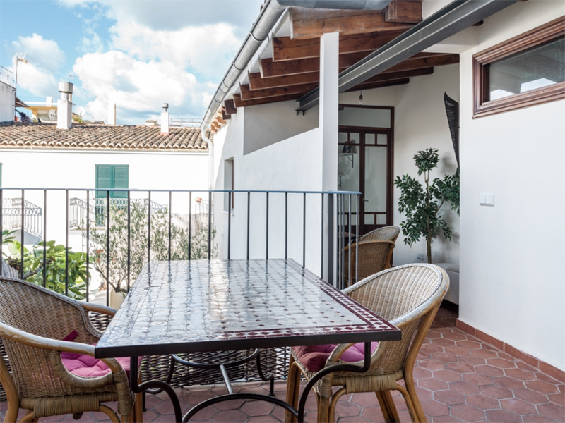 Boyta: 150 m² Sovrum: 4  - Townhouse in Santa Catalina #12175 - 8