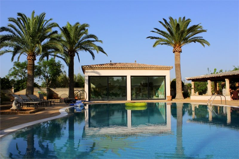 Living area: 940 m² Bedrooms: 6  - Finca in Establiments #12179 - 5