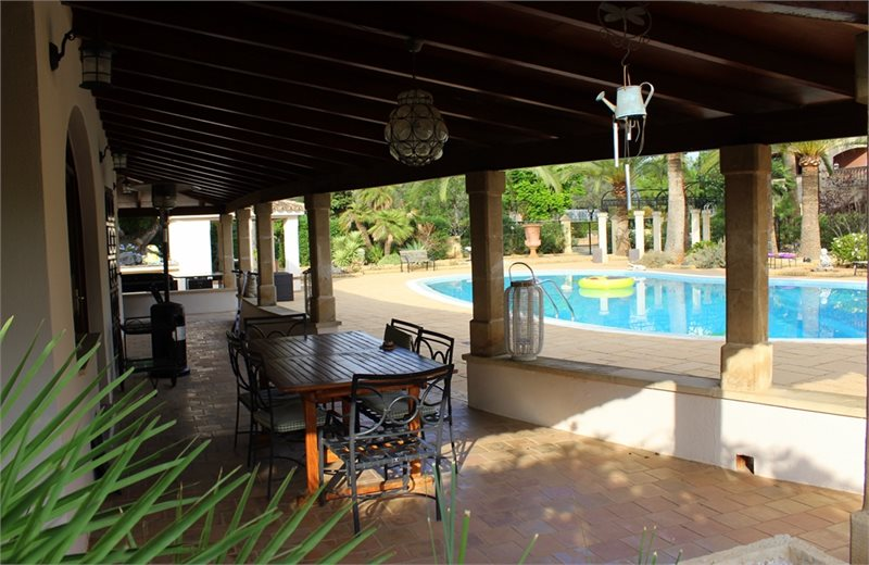 Living area: 940 m² Bedrooms: 6  - Finca in Establiments #12179 - 8