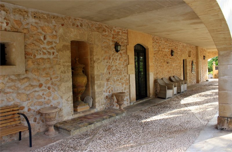 Living area: 940 m² Bedrooms: 6  - Finca in Establiments #12179 - 10