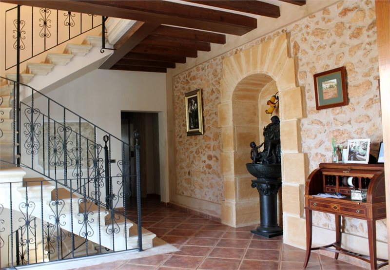 Living area: 940 m² Bedrooms: 6  - Finca in Establiments #12179 - 14