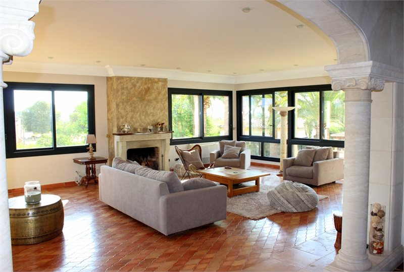 Living area: 940 m² Bedrooms: 6  - Finca in Establiments #12179 - 16