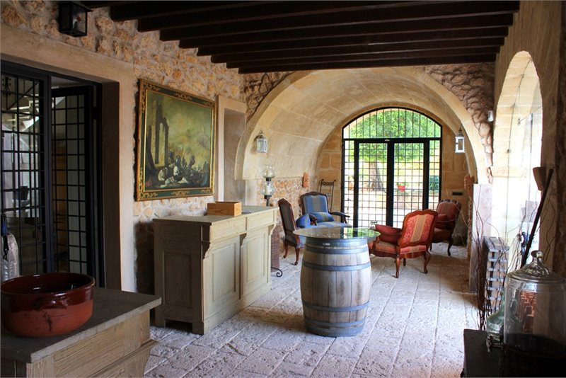 Living area: 940 m² Bedrooms: 6  - Finca in Establiments #12179 - 22