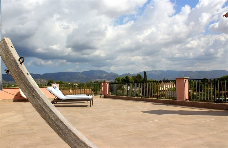 Living area: 940 m² Bedrooms: 6  - Finca in Establiments #12179 - 44