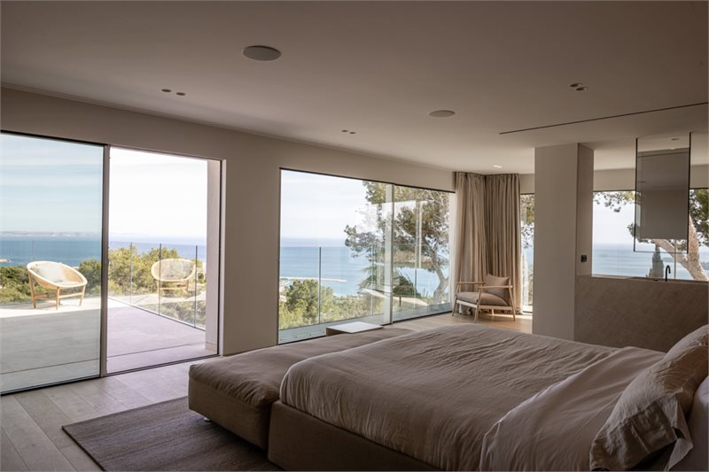 Living area: 435 m² Bedrooms: 4  - Villa in Costa d'en Blanes #02195 - 15