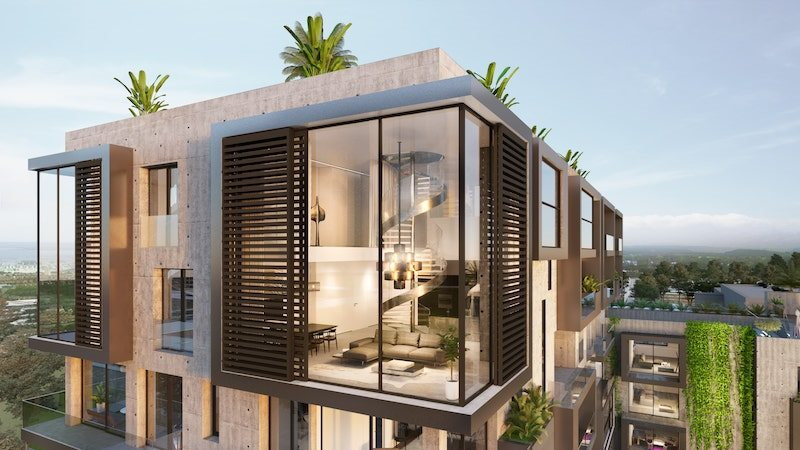 Living area: 327 m² Bedrooms: 5  - Duplex in Palma #02219 - 4