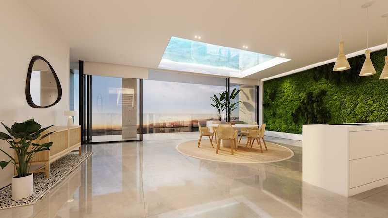 Living area: 239 m² Bedrooms: 3  - Penthouse in Palma #02224 - 12