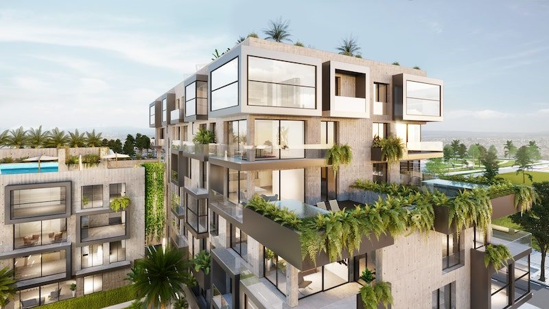 Living area: 327 m² Bedrooms: 5  - Duplex in Palma #02219 - 16